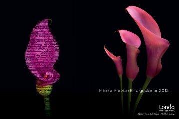 Friseur Service Erfolgsplaner 2012 - Friseur.com