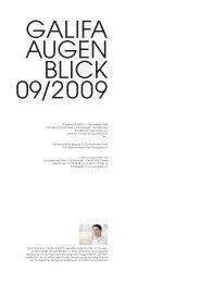 09_September 2009.pdf - Galifa Contactlinsen AG