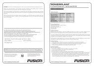 User Manual - Fusion