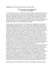 Ta de kertiersteat fan Titus Brandsma II - Fryske Akademy