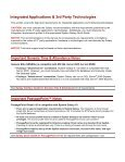 System Specifications - Galaxy Control Systems - Page 7