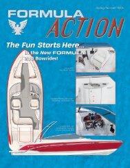 Scott Porter, President - Formula Boats