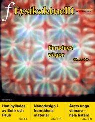 Här - Svenska Fysikersamfundet