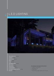 L.E.D LIGHTING