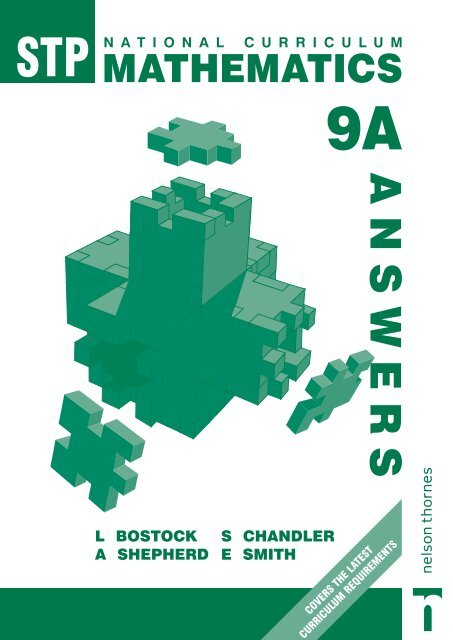 STP-Maths-9A-answers