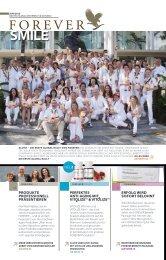 FOREVER Newspaper-Ausgabe Juni 2013, Einzelseiten