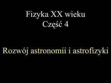 Fizyka XX wieku cz.4