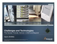 Challenges and Technologies