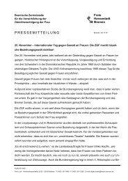 PM_antigewalttag07.pdf (26 kB) - Die ZGF - Bremen