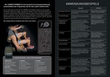 ANWENDUNGSBEISPIELE - Sport Components
