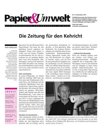 Nr. 4, Dezember 2011