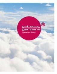 The Gateway Gardens brochure as a PDF file - Frankfurt Airport