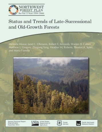 Status and Trends of Late-Successional and Old-Growth Forests