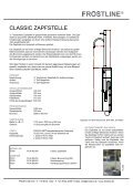 Außen Wasser Zapfstellen - Frostline - Seite 3