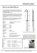 Außen Wasser Zapfstellen - Frostline - Seite 5