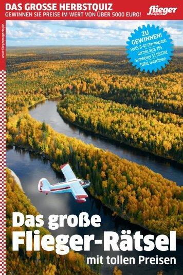 Das große - Fliegermagazin
