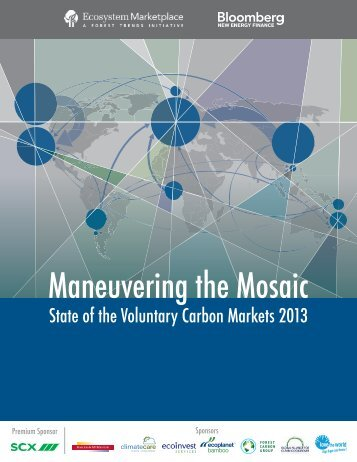 Maneuvering the Mosaic: Full Report - Forest Trends