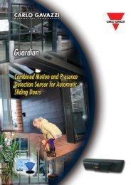 Guardian Brochure - Carlo Gavazzi