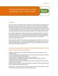 Strožji standardi porabe goriv za lahka gospodarska vozila ... - Focus