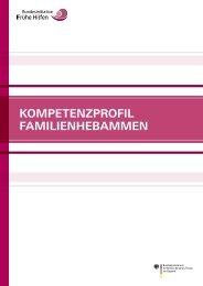 Kompetenzprofil familienhebammen - Nationales Zentrum Frühe ...