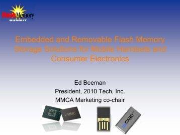 e - Flash Memory Summit