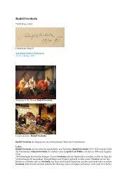 Rudolf Swoboda - Gästebücher von Schloss Neubeuern