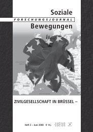 Vollversion (6.64 MB) s/w - Forschungsjournal Soziale Bewegungen