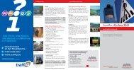 Frankfurt On Tour 2011 - Tourismus und Congress GmbH