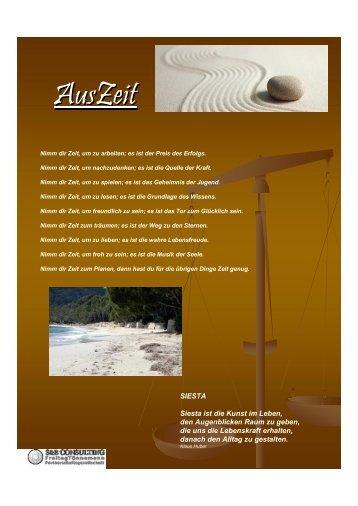AusZeit - S&B Consulting