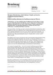 Weiterlesen (PDF) - gastro-tipp.ch