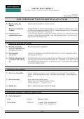 safety data sheet dow corning(r) 734 flowable ... - Forbo Siegling - Page 3