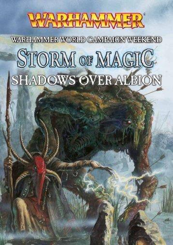 SHADOWS OVER ALBION - Games Workshop