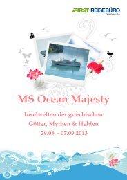 MS Ocean Majesty - First Reisebüro