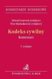 Kodeks cywilny - Gandalf