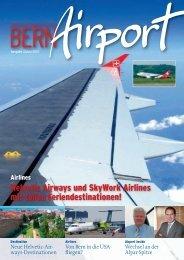 Bern Airport 2/2013 - Pro Belpmoos