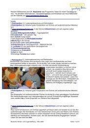 Newsletter 41 - Ganztägig Lernen.