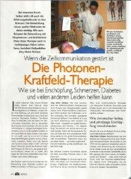 Knfifeld-Thenapie - Forum-Bioenergetik eV