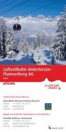 Tarife LUFAG Winter 2012/13 (PDF) - Flumserberg