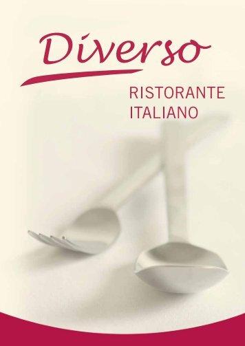 Diverso Ristorante Italiano - Friedrichstrasse.de