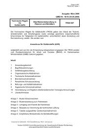TRGS 507 - Gewerbeaufsicht - Baden-Württemberg