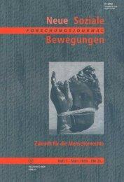 Menschenrechte und Wirtschaft - Forschungsjournal Soziale ...