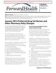 2012-71 - ForwardHealth Portal