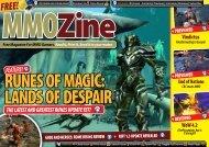 Download MMOZine Issue 31 - GamerZines