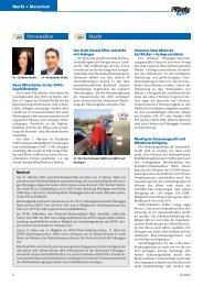 Personalien Markt - Flüssiggas-Magazin
