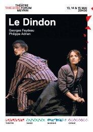 Le Dindon Georges Feydeau - Forum-Meyrin