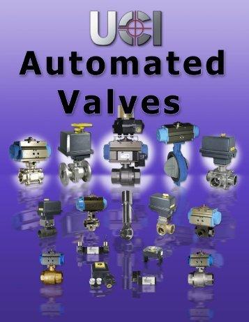 Automated Valves - Fluidraulics Inc