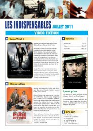 Indisp Fiction juillet 2011.indd - Colaco