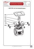 Technisches Handbuch - Flowserve - Page 5