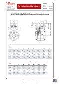 Technisches Handbuch - Flowserve - Page 7