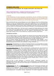 SYMBOLHEILUNG - Forum-Bioenergetik eV